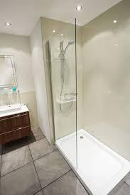 Acrylic Bathroom Wall Panels Bathroom Wall Panels Neptune Grey Marble Shower Wall Panels