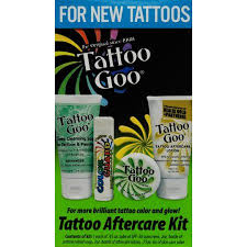tattoo goo body art aftercare kit walmart com