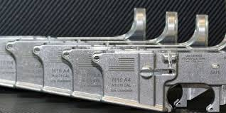 photo engraving custom engraved 80 percent ar15 lower receiver premium engraving
