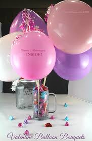 balloon and candy bouquets how to make an easy diy balloon bouquet filled with candy busy