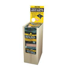 uni kit uni pro acrylic retail ready paint kit in a display ctn 20 pcs