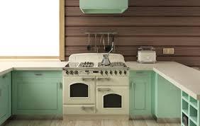 70s kitchen retro design interior home page