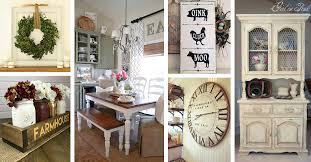wall decor ideas for dining room 37 best farmhouse dining room design and decor ideas for 2018