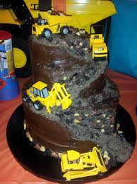 oreo digger dirt cake with cat mighty machines diggers