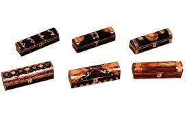 Handcrafted Wooden Pens - handcrafted wooden pen holder india handmade wood pen box jodhpur
