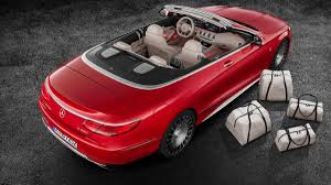 mercedes benz maybach 2017 mercedes maybach s650 cabriolet revealed with price