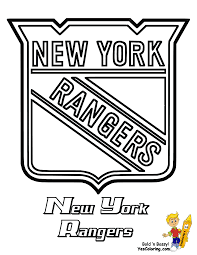 nhl logo coloring pages nhl ice hockey printout at coloring pages