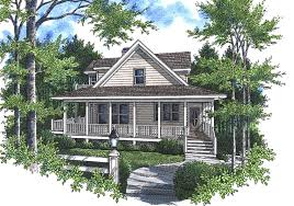 house plans country farmhouse pioneer point lowcountry home plan 052d 0105 house plans and more
