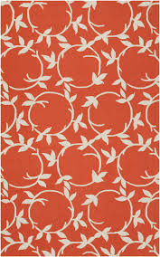 Fall Area Rugs Surya Country Living Inspired Classics Ins 8013 Coral Ivory