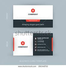 Photo Business Card Template Business Card Stock Images Royalty Free Images U0026 Vectors