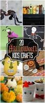 Pictures Of Halloween Crafts 338 Best Halloween Crafts For Kids Images On Pinterest Halloween