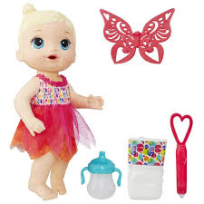 baby alive baby alive face paint fairy