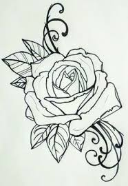 pin by nighat jabeen on motives pinterest rose drawings and