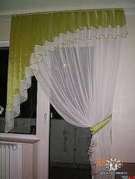 cenefas de tela para cortinas como hacer cortinas drapeadas con molde sencillo