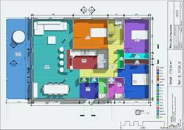 plan villa plain pied 4 chambres plan maison plain pied 4 chambres avec suite parentale nouveau plan