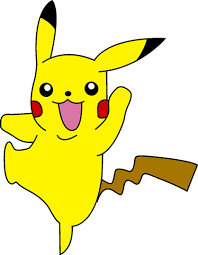 pokemon pikachu coloring pages for kids to color and print