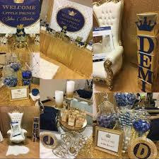 Creative Ideas Royal Blue And Gold Baby Shower Ingenious 53 Best