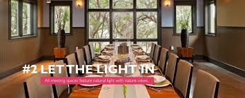 Dining Room Groups Austin Meeting Space Travaasa Austin Hill Country Resort