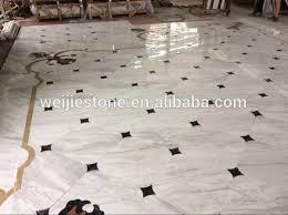beautiful embossed floor tile design for villa decoration buy