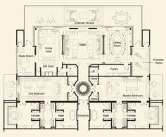 Big Houses Floor Plans Kalorama Mansion Floor Plan Architecture I Love Pinterest