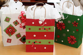 christmas gift bag mix and match christmas gift bags and tags