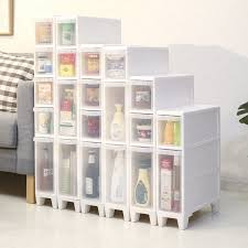 kitchen storage cabinets with drawers clearance kitchen bathroom drawers quilted storage cabinets toilet narrow multi layer combination plastic