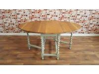 Oak Drop Leaf Table Oak Drop Leaf Table Dining Tables U0026 Chairs For Sale Gumtree