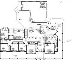 Single Story Farmhouse Plans Plan 55137br His And Her Bathrooms Tudor Master Bedroom And House