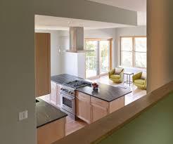 aga in modern kitchen unilux windows with modern deck and 118 on munjoy darren setlow