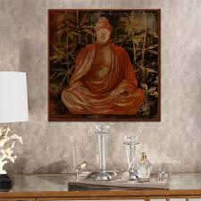 popular abstract buddha statue buy cheap abstract buddha statue no framed wall decor buddha statue oil style painting on canvas wall pictures for living room