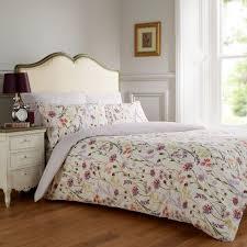 vantona sophie bed linen set multi bradbeers