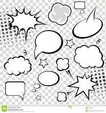 speech bubble hand drawn 100 cartoon chat bubble hand draw comic speech bubble stock set