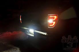 Led Backup Light Bar by 2011 2014 F 150 Diode Dynamics Led Backup Lights Set Of 2 Bckup