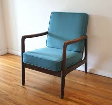Teal Lounge Chair Lounge Chair Picked Vintage