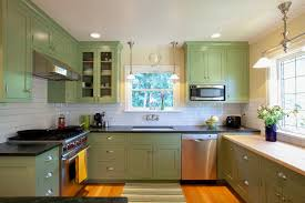 Craftsman Kitchen Cabinets Extraordinary Craftsman Kitchen Cabinets With Canisters Dinnerware