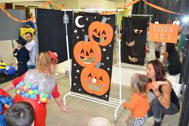 party city halloween store pumpkin patch preschool party