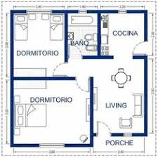 2 Bed Bungalow Floor Plans 2 Bedroom Bungalow Floor Plan Plan And Two Generously Sized