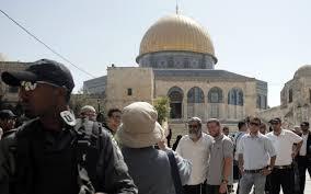 Israel Flag Illuminati Third Temple U0027 In Jerusalem And Messianic Zealots Al Jazeera America
