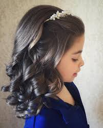 28 easy first communion hairstyles for girls that stole our heart