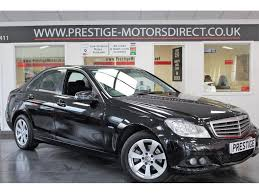 mercedes prestige service used mercedes c class saloon 2 1 c220 cdi blueefficiency se