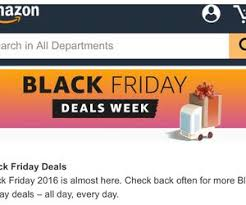 when does amazon black friday deals start black friday 2017 deals cnet