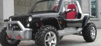 jeep hurricane jeepzter la copia china del jeep hurricane concept diariomotor
