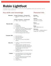 resume exles for high students bsbax price resume college freshman