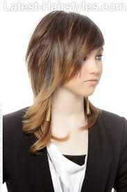 side and back views of shag hairstyle 350 best hair color love images on pinterest hair coloring fall