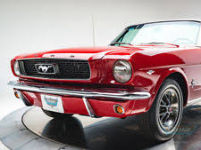 1966 Ford Mustang Black 1966 Ford Mustang Ebay