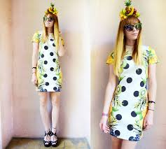 fruit headband malin etsy fruit salad crown asos neoprene dress is
