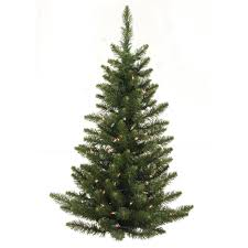 vickerman 2 u0027 unlit camdon fir artificial christmas half wall