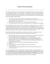 reference letters for graduate gallery letter format examples