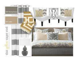 Master Bedroom Design Plans The Yellow Cape Cod Straw Butter Yellow And Gray Master Bedroom