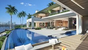 GORGEOUS Contemporary Home Design Venetian Islands Miami W - Dream home design usa
